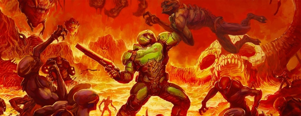 doom deleted scenes