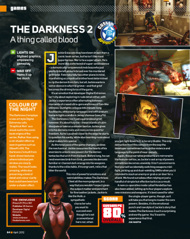 The Darkness 2 - Review