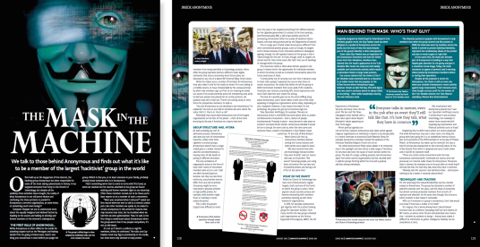 Anonymous - Investigative Feature