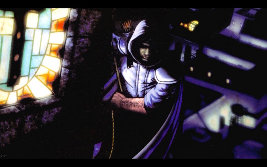Distortion in Thief: The DarkProject